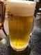 美味しい生ビールです