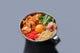 スタミナ満点のキムチ天です ブタ、ニラ、キムチの人気商品です