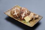 熱海徳田さん家の肉厚椎茸&バター