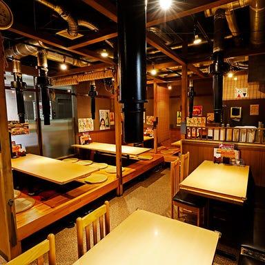 極厚&極薄サムギョプサル食べ放題 五六島 おりゅっくと蒲田店 店内の画像