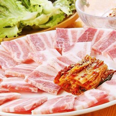 極厚&極薄サムギョプサル食べ放題 五六島 おりゅっくと蒲田店 コースの画像