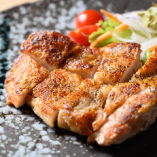田舎鶏パリパリステーキ
