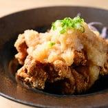 田舎鶏おろしポン酢
