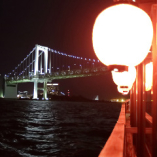 [非日常の世界を堪能] 船上から眺める四季折々の東京の美景
