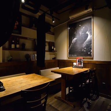 イタリアンバル ROMANO  店内の画像