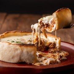 【 シカゴピザ-CHICAGO- 】 まずはお試し♪ベーシックな美味しさをお楽しみ頂けます!