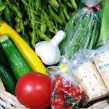 免疫力アップに期待される食材を調査して数多く使用してます(あやめコースが最多)
