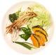 ジンギスカンのお野菜、こちらはデトックスに働く「清」セット。