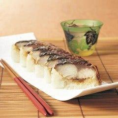 【テイクアウト】焼きさば寿司(1本)