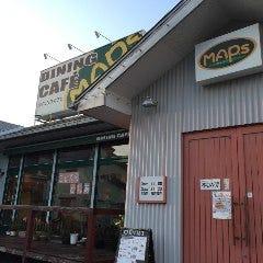 ダイニングカフェ マップス