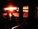 夕陽を眺めながら・・・
