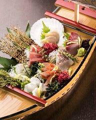 魚と日本酒 笑う門には福来る 錦糸町