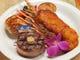 ロブスターうにソース風味とステーキ ※画像はイメージです。