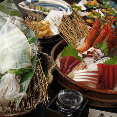 すし魚游(うおゆう) イセザキモール店 コースの画像