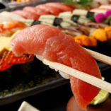 にぎり寿司各種(250円税抜)