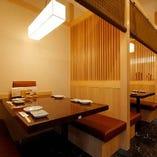 [1階]テーブル席(4名様×3)