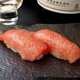 にぎり寿司各種(500円税抜)