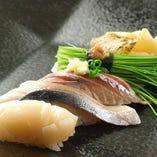 にぎり寿司各種(200円税抜)