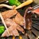 まずは焼肉、その後お鍋を満喫するのが当店の定番