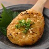 焼き味噌クリームチーズ