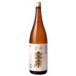 會津宮泉 純米酒