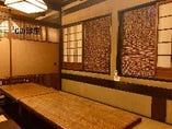◆ご宴会やご接待、お祝い事などに!!掘りごたつ完全個室(3室/2名~30名様用)