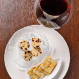 自家製レーズンバター:ワインの進むおつまみメニュー