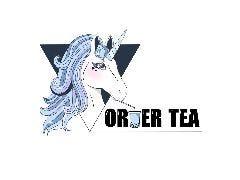 タピオカドリンク order tea