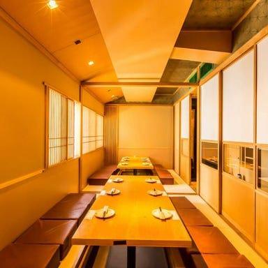 肉寿司&焼鳥食べ放題 個室居酒屋 旬香‐SHUNKA‐ 新宿東口店 店内の画像