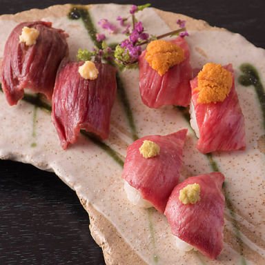 肉寿司&焼鳥食べ放題 個室居酒屋 旬香‐SHUNKA‐ 新宿東口店 メニューの画像