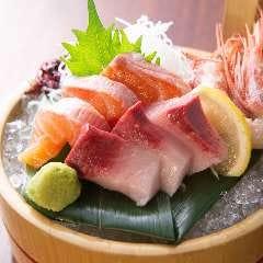 海鮮権八盛り 3種
