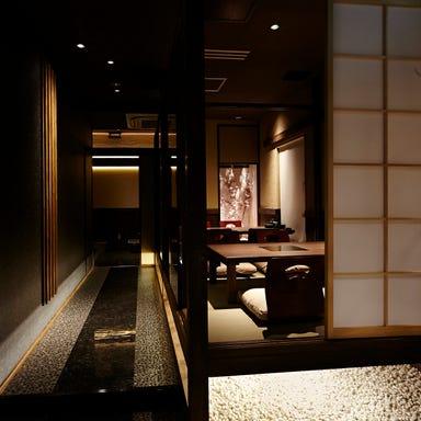 個室 鉄板居酒屋 花菱  店内の画像