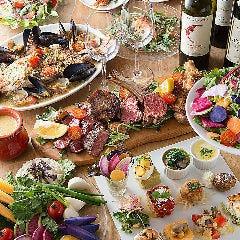 自然栽培野菜と自然派ワイン カーポラヴォーロ 高田馬場