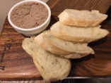 大山地鶏の燻製レバーパテ