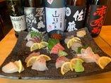 絶品の新鮮海鮮料理もございます!