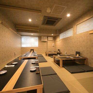 日本料理・北前鮮魚 宜候 YO‐SORO 川崎  店内の画像