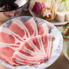 秋田県産豚肉「あっぷるとん」 東京都内で唯一愉しめるお店です。