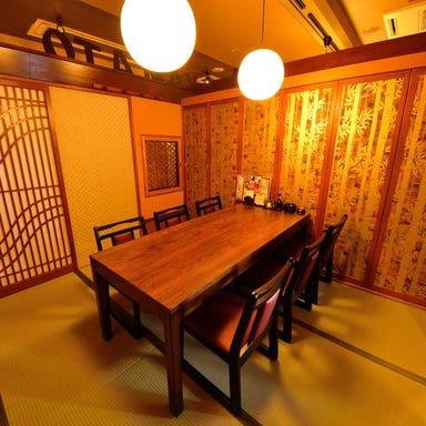 伊達のいろり焼 yamato(ヤマト)  店内の画像