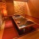 お座敷個室、テーブル個室など少人数様からも個室利用可能。