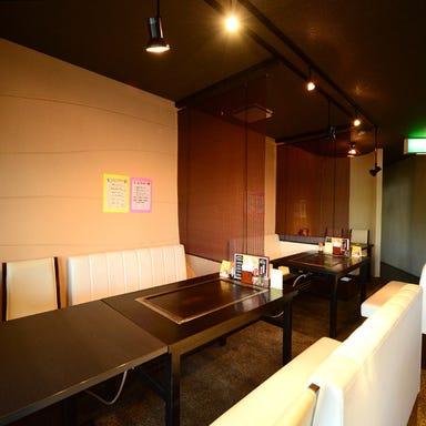 鉄板焼き 広島風お好み焼き ~おこ家~  店内の画像