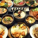 本場韓国の味をお楽しみください!