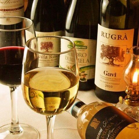 イタリア直送のこだわり輸入ワイン