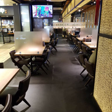 薬膳・韓国家庭料理・韓国焼肉 吾照里 品川ウィング高輪店 店内の画像