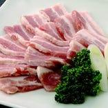 【和豚三枚肉】