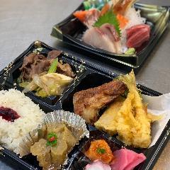 ◎魚はま料理長イチオシのふぐの唐揚げ弁当◎