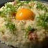 カルボナーラご飯