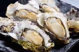 広島 地御前かき「牡蠣のガンガン焼き」