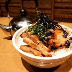 豚まぶし丼 ~国産豚秘伝のタレ焼き お茶漬け出汁付き
