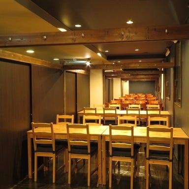 A5仙台牛 焼肉・フォアグラ寿司 食べ放題居酒屋 ぎん虎ごち虎  店内の画像