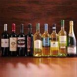 こだわりのワイン【-】